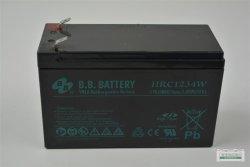 Batterie Gel Batterie HR9-12 AGM Bleiakku...