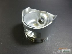 Kolben Ausführung für schmale Ringe passend Honda GX160