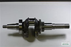 Kurbelwelle passend Honda GX390 mit Aussengewinde