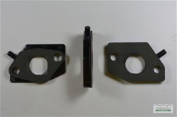 Stutzen Flansch Zwischenstück passend Honda GXV160