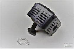 Auspufftopf Schalldämpfer passend Loncin G160 F,...