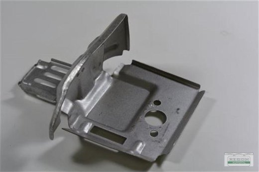 Hitzeschutz Auspuffschutz passend Honda GX25