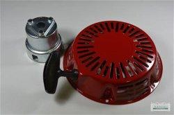 Seilzugstarter Handstarter passend Honda GX270 runde Stahlklinke + Cup
