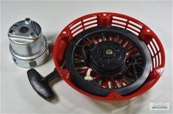 Seilzugstarter Handstarter Honda GX340 runde Stahlklinke...