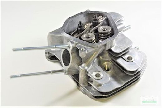 Zylinderkopf komplett, passend Honda GX240