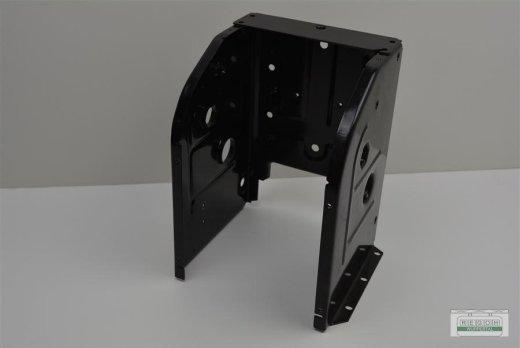 Getriebegehäuse Schwarz Schneefräse 5-7 PS TN. 58
