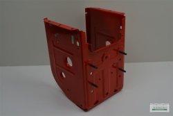 Getriebegehäuse Rot Schneefräse 5-7 PS TN. 58