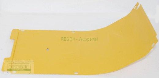 Getriebeklappe Gelb Schneefräse 5-7 PS TN.68