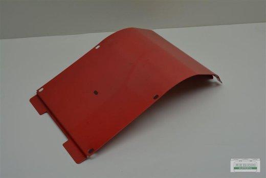 Getriebeklappe Rot Schneefräse 5-7 PS TN.68