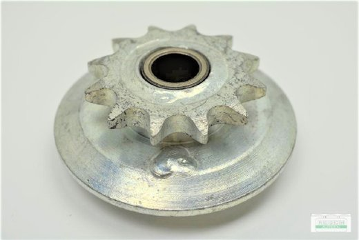Getriebedeckel mit Zahnrad passend Schneefräse 9-11 PS Kette TN.63