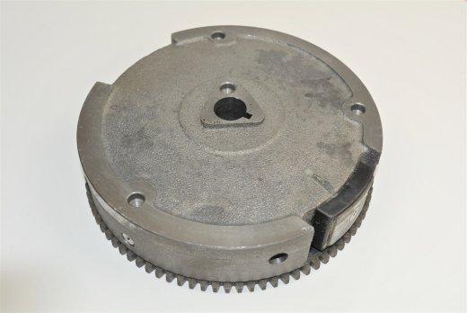 Schwungrad Schwungscheibe passend Loncin LC170 FDS 2 Polig und Zahnkranz