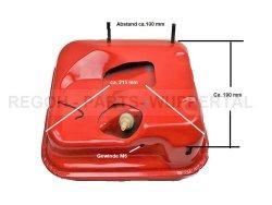 Benzintank Tank Kraftstofftank passend Loncin G160 F,...