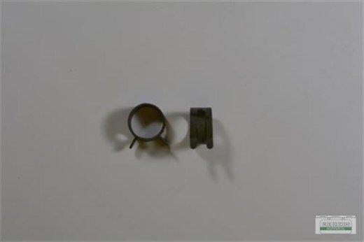 10 Stück Schlauchschelle Schlauchklemme Ø 13 mm