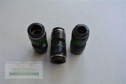 Pneumatik Reduzierung Gerade Form 12-10 mm Anschluß