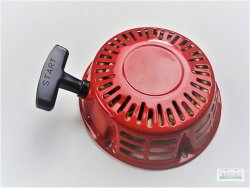 Seilzugstarter Handstarter passend Honda GX160 Flache Stahlklinke