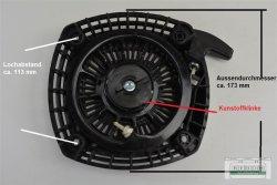 Seilzugstarter Handstarter passend Robin SP170