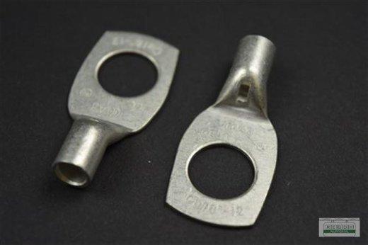 5 Stück Rohrkabelschuh Ringkabelschuh Kabelschuh M12/16 mm²