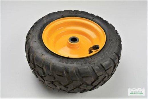 Antriebsrad Reifen 9 x 3,5-5  passend Schneefräse 4-5 PS Links