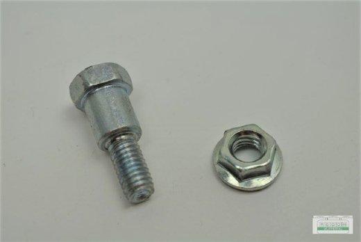 Sonderschraube für Seilrolle passend Schneefräse 4-5 PS TN.12B