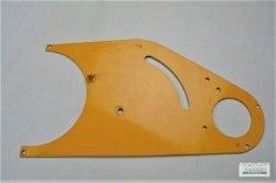 Keilriemenabdeckung hinten passend Schneefräse 4-5 PS TN.35