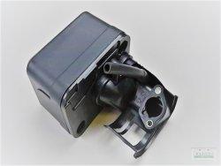 Luftfiltergehäuse Gehäuseteil komplett, passend Loncin G160 F, G160 F/D