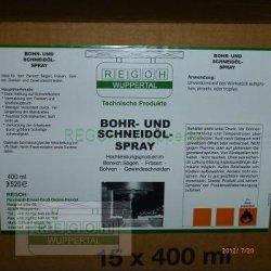 Bohr Spray Schneidöl Bohr und Schneidöl 400 ml Sprühdose