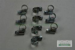 Schlauchschelle Schelle Schlauchklemme Serflex Ø 8-12 mm