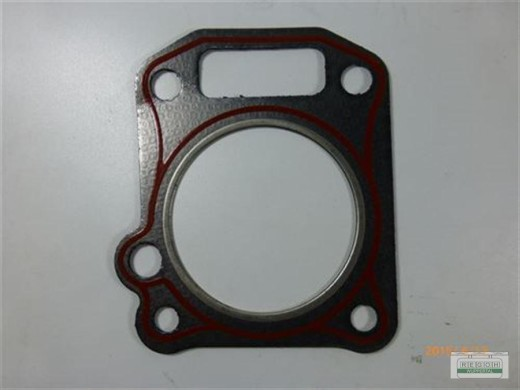 Zylinderkopfdichtung Kopfdichtung passend Honda GX120 rot