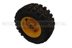 """Antriebsrad Reifen """"rechts"""" 15x6.50-7 N.H.S passend Schneefräse 9-11 PS"""