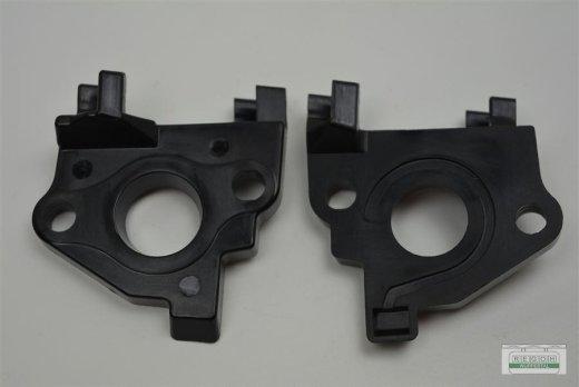 Stutzen Flansch Zwischenstück passend Loncin G340 F (F/D)