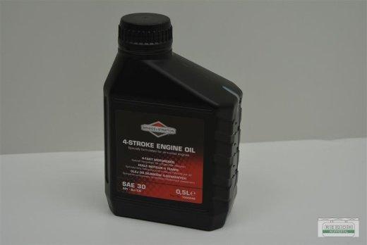 Motoröl SAE 30 Speziell für Luftgekühlte Motore - 0,5 Ltr.