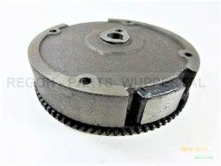 Schwungrad Schwungscheibe passend Loncin G160 F/D 2 Polig und Zahnkranz