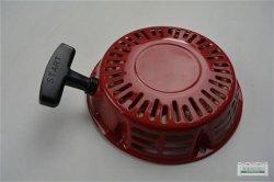 Seilzugstarter Handstarter Ø 195 mm runde Stahlklinke passend Honda