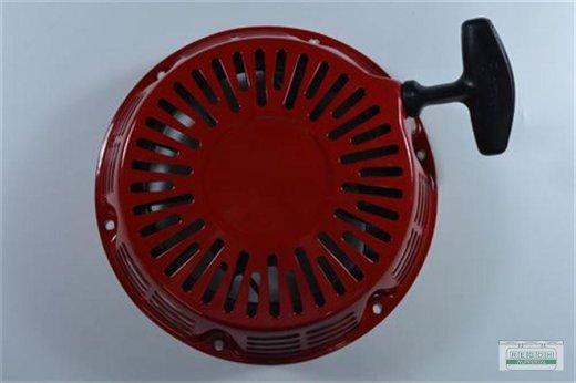 Seilzugstarter Handstarter Ø 215 mm runde Stahlklinke passend Honda