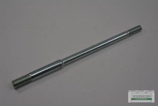 2 Stück Stehbolzen Vergaserseite passend Honda M8 / M6 x123 mm