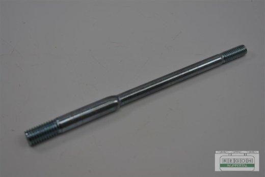 2 Stück Stehbolzen Vergaserseite passend Loncin M8 / M6 x134 mm