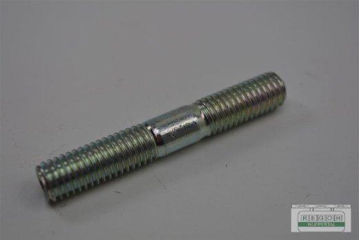 2 Stück Stehbolzen Auspuffseite passend Loncin M8 x 55