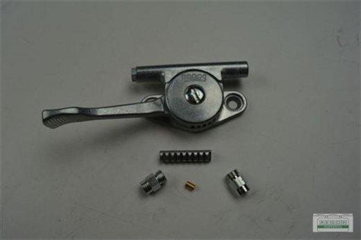 Gashebel Verstellhebel passend Agria 27544 Balkenmäher, Einachser, Motorhacke, usw.
