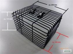 Hitzeschutzgitter Auspuffschutz passend Loncin G340 F, G340 F/D