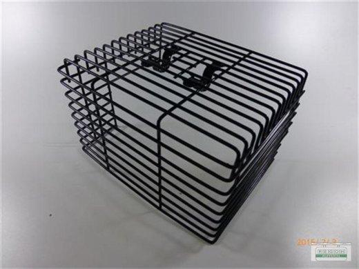 Hitzeschutzgitter Auspuffschutz passend Loncin G390 F, G390 F/D