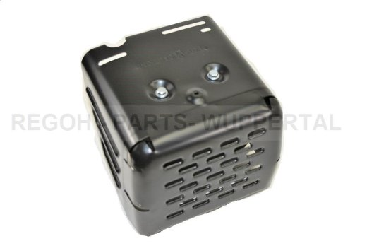 Auspuff kplt. inkl. Hitzeschutz passend Loncin G270 F, G270 F/D