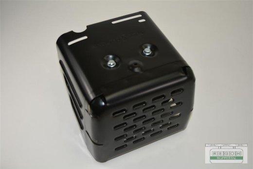Auspuff kplt. inkl. Hitzeschutz passend Loncin G240 F, G240 F/D