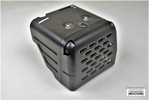 Auspuff kplt. inkl. Hitzeschutz passend Honda GX340