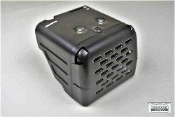 Auspuff Schalldämpfer passend Loncin G390 F, G390 F/D