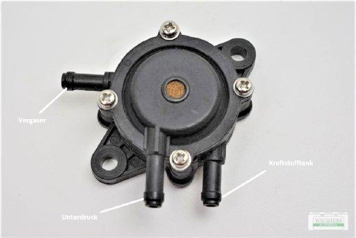 Kraftstoffpumpe Benzinpumpe passend Briggs & Stratton 808492