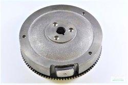 Schwungrad Schwungscheibe passend Loncin G390 F/D 2 Polig und Zahnkranz