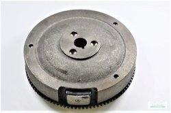 Schwungrad Schwungscheibe passend Loncin G240 F/D 2 Polig und Zahnkranz