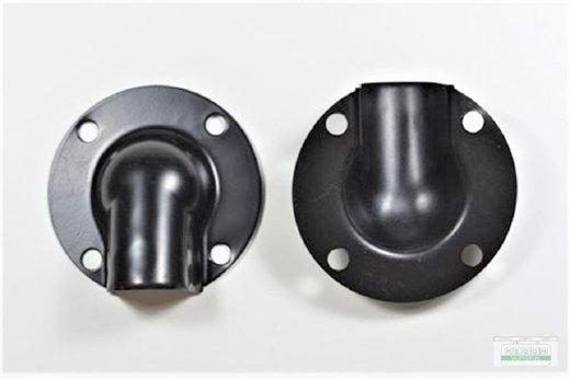 Auspuffablenker Leitblech passend Loncin G270 (F/D)