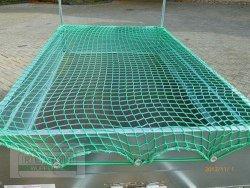 Ladungssicherungsnetz Sicherungsnetz PP Netz Größe 2,5x3,0 mtr.