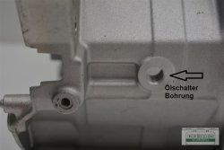 Kurbelgehäuse Motorgehäuse passend Honda GX340 Typ 4
